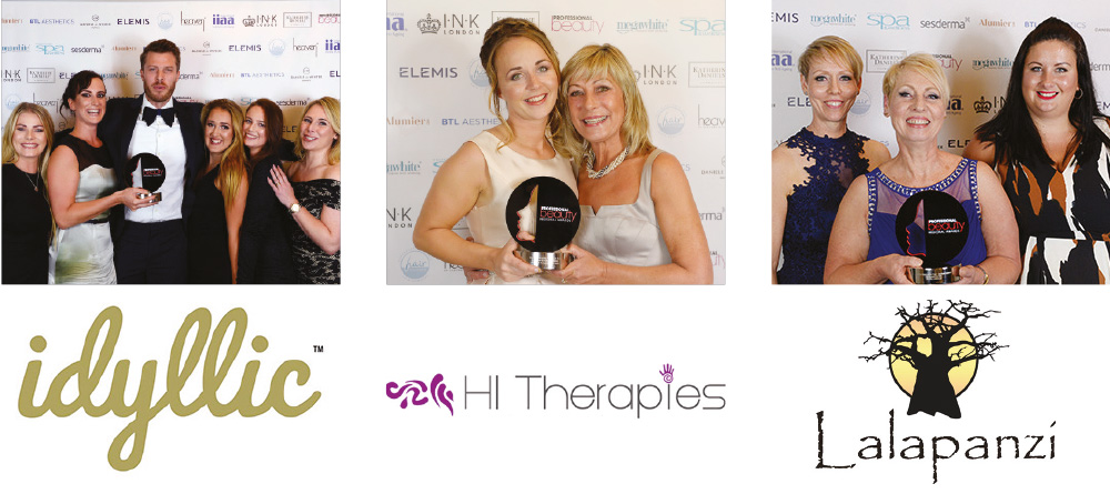 Professional Beauty Regional Awards