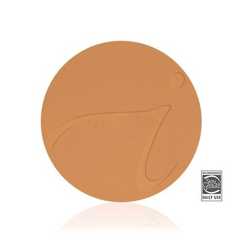 PUREPRESSED BASE MINERAL FOUNDATION REFILL WARM BROWN