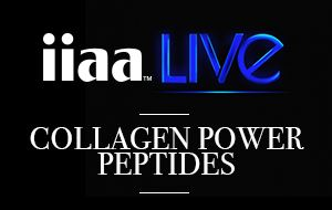 iiaa Live Episode 4: Collagen Power Peptides