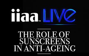 iiaa Live Episode 8: The role of sunscreens in anti-ageing