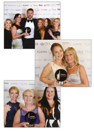 Pride at the Professional Beauty Regional Awards