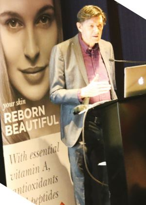Dr Des Fernandes Skin Talks in Ireland and UK