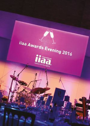 iiaa RECOGNISES EXCELLENCE IN 2016