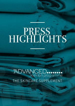 Influencer Highlights - Advanced Nutrition Programme