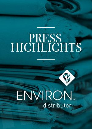 Influencer Highlights - Environ October 2016