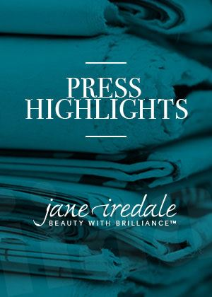 Influencer Highlights - jane iredale December 2016