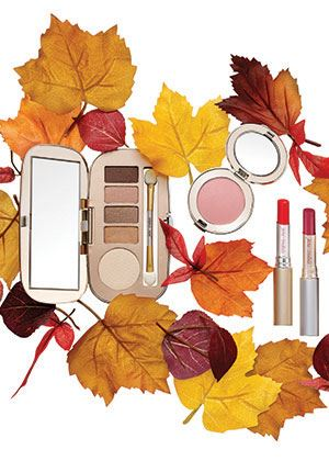 Naturally Glam Autumn Collection