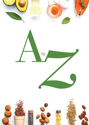 The A-Z of skin foods and ingredients