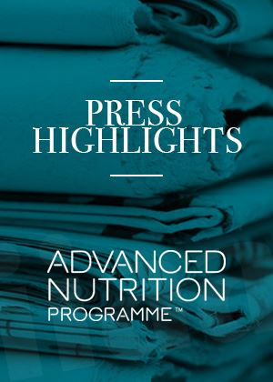 Influencer Highlights - Advanced Nutrition Programme™ March 2018