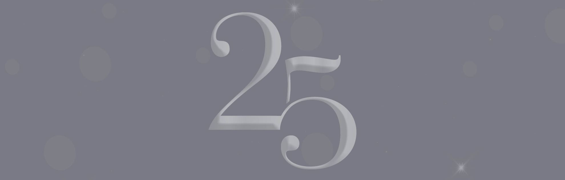 25 years of empowering Skincare Professionals